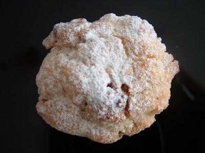 tahinli krokanlı kurabiye