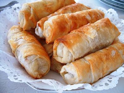 mantarlı sütlü-börek