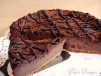 çikolatalı-cheesecake