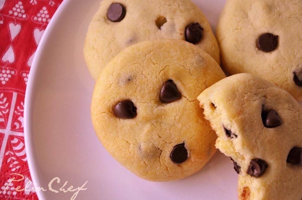 damla-çikolatalı-kurabiye