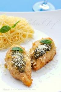 pesto-soslu-tavuk-göğsü-dolması1