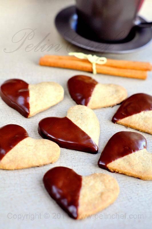 tarçınlı-çikolatalı-kurabiye