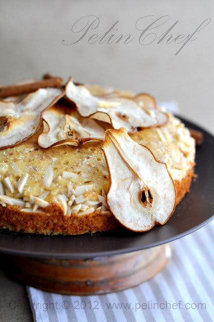 armutlu bademli kek