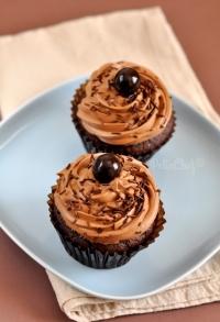 çikolatalı-cupcake