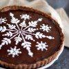çikolatalı-frambuazlı-tart