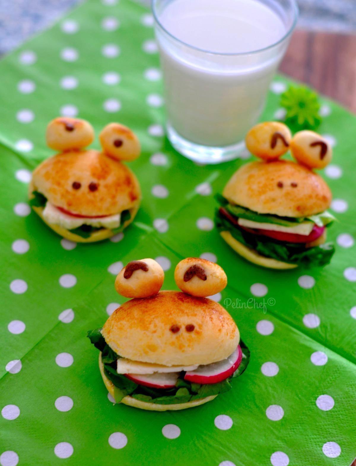 kurbağa-sandviçler