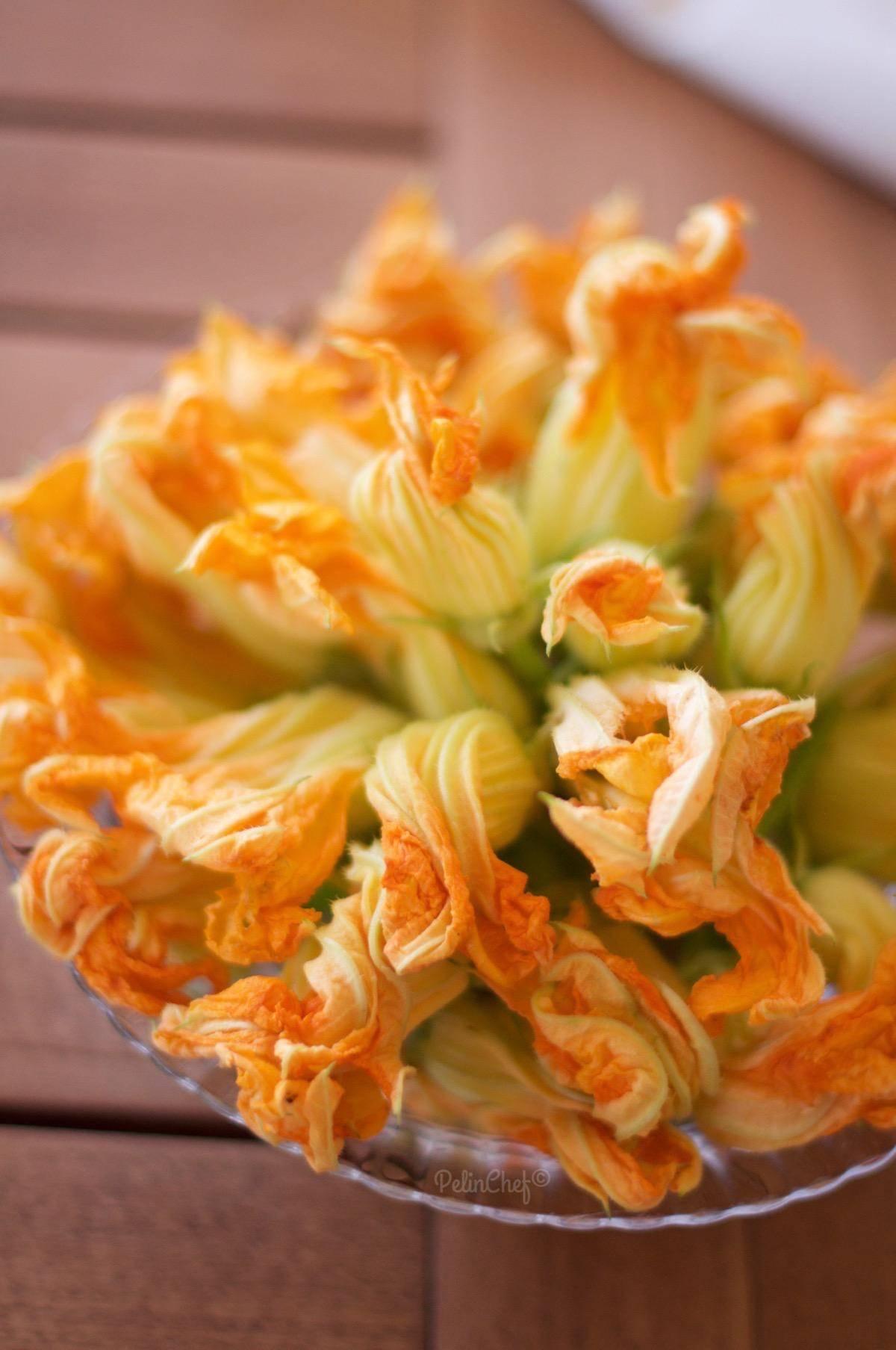 kabak çiçeği dolması2