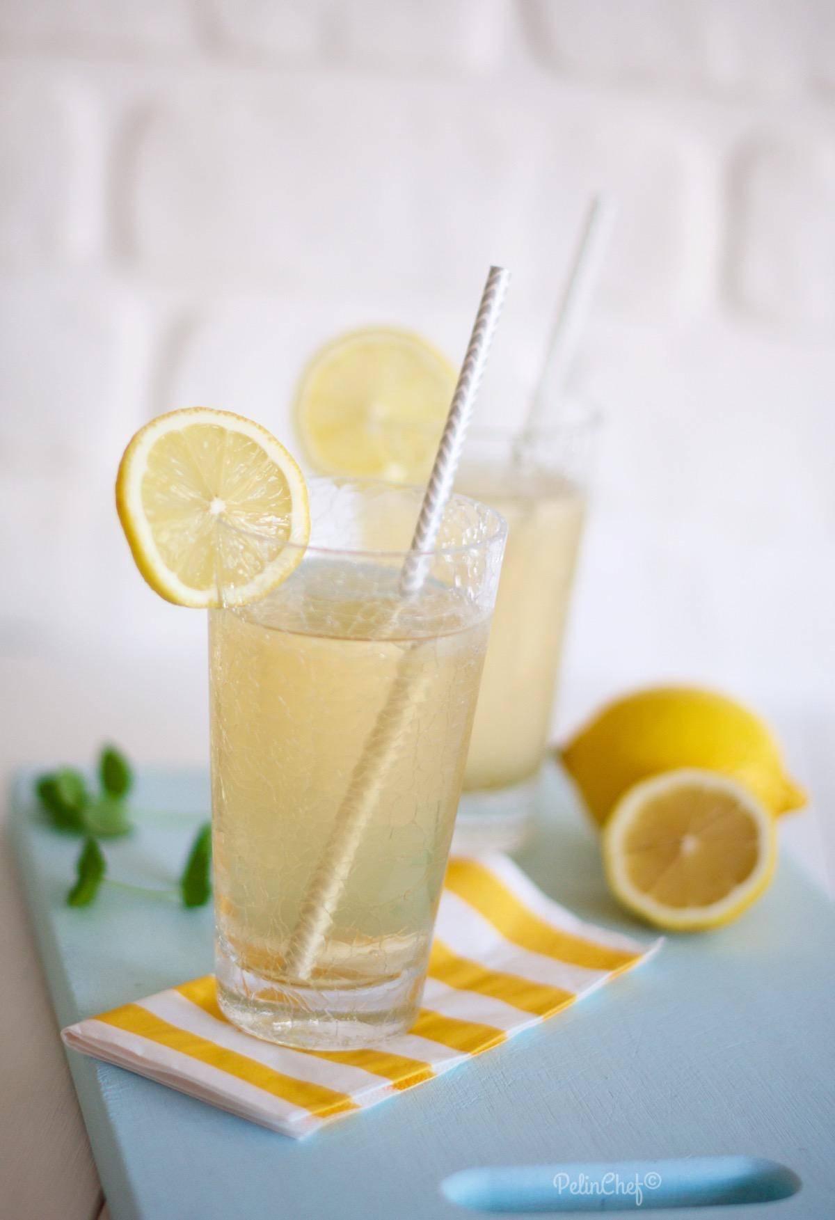 limonlu buzlu yeşil çay1