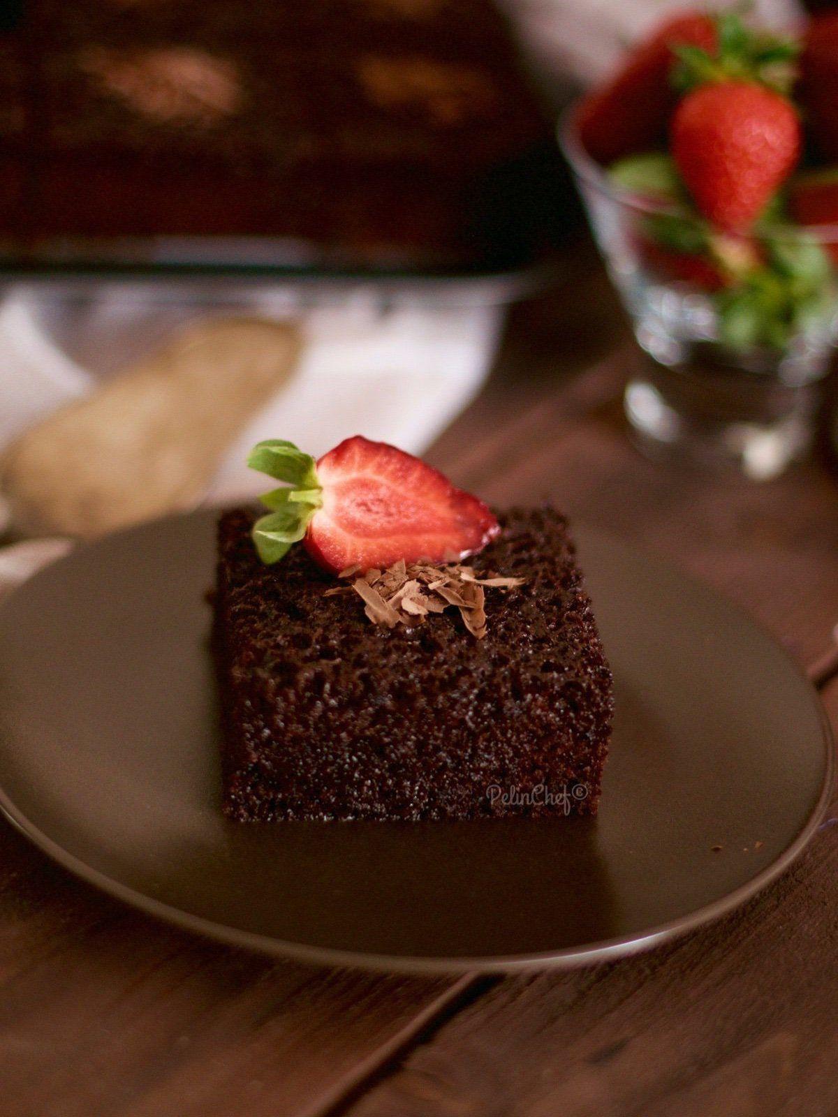 kakaolu ıslak kek-1