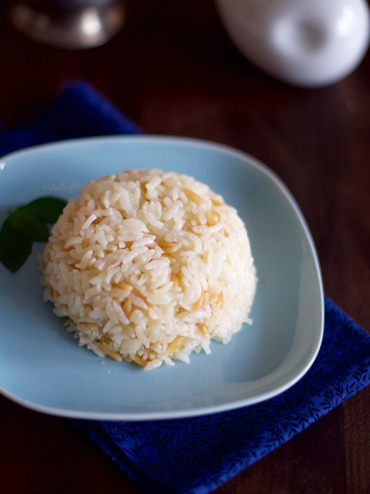 ehriyeli Pirinç Pilavı