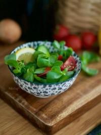semizotu salatası