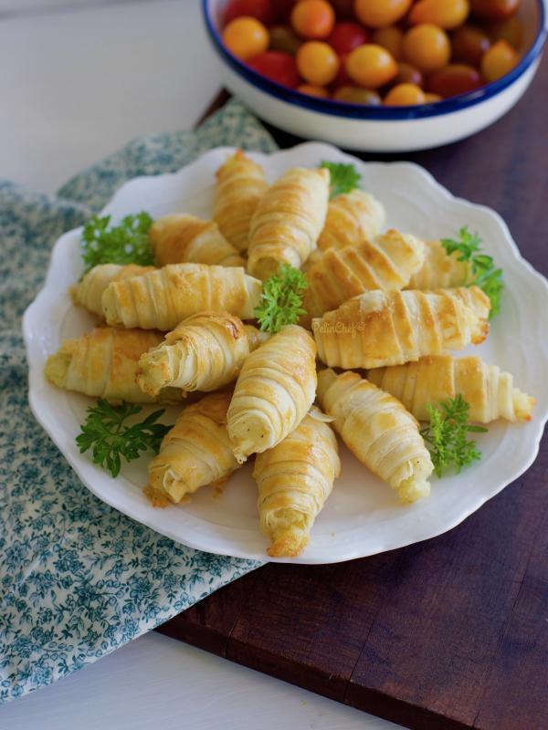 kolay patatesli börek