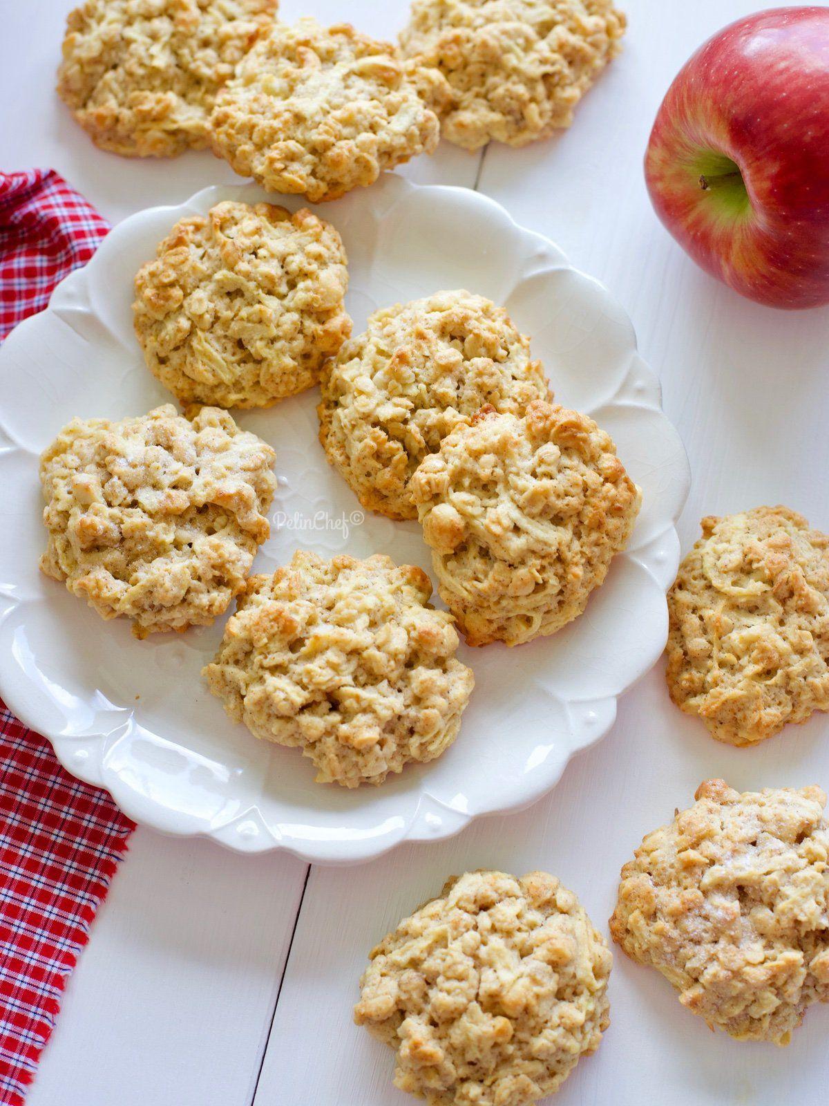 elmalı kolay kurabiye 1