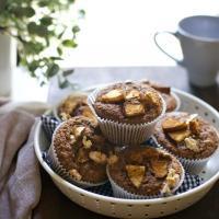 Glutensiz Şekersiz Elmalı Kek
