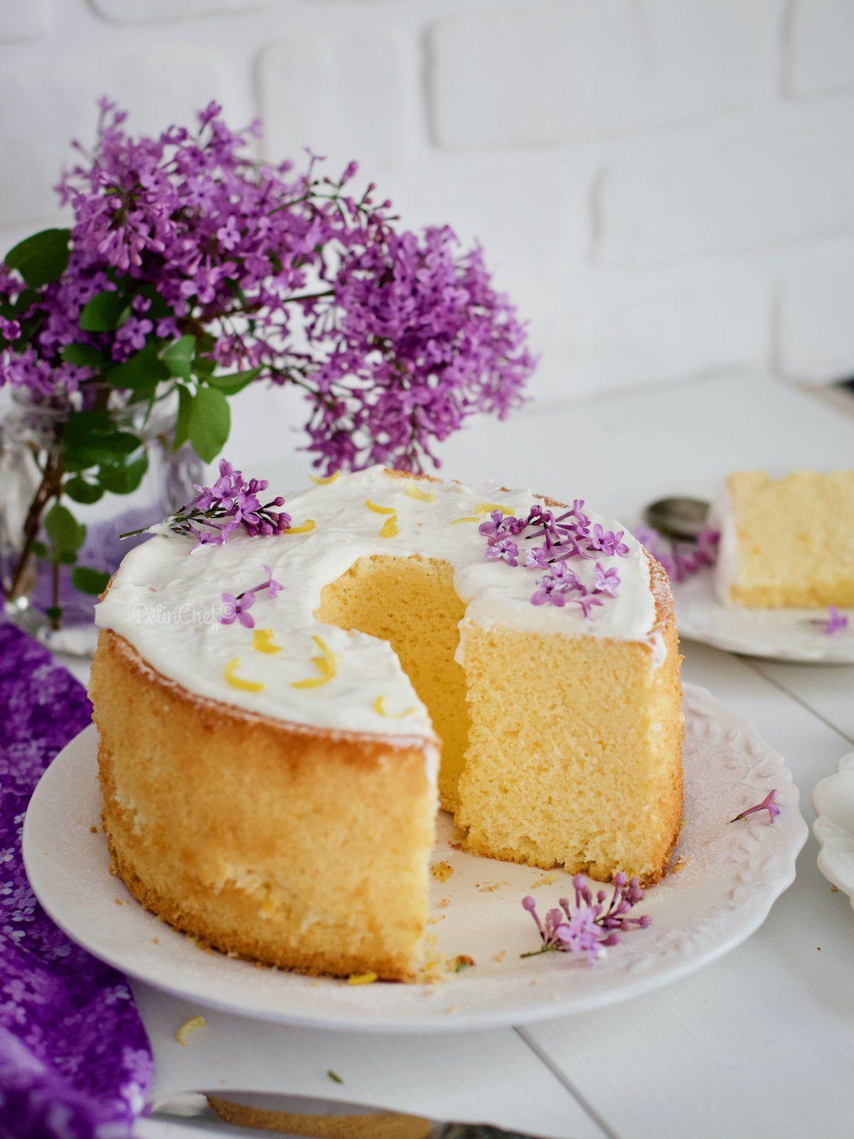 Limonlu Şifon Kek2